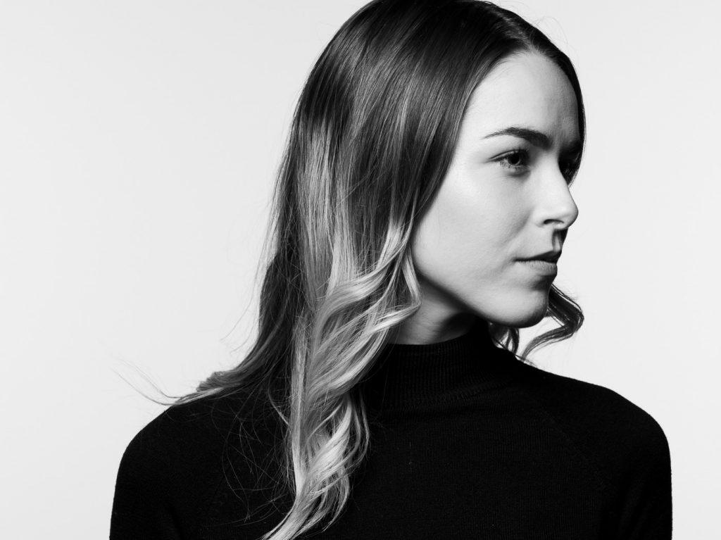 Headshot portrait black and white Business Portrait